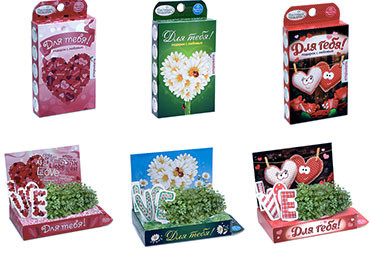 С 18 января в сети магазинов Fix Price появилась коллекция живых открыток Ко Дню Влюбленных — «Для Тебя!»